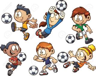 Cartoon-kids-playing-soccer